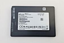 Micron SSD M600 128 GB SSD SATA 6Gb/s Unidad De Estado Sólido 2.5 HP 671729-001 MTFDDAK