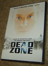 The Dead Zone - Series Pilot Episode (DVD, 2002), NEW AND SEALED, RATED R