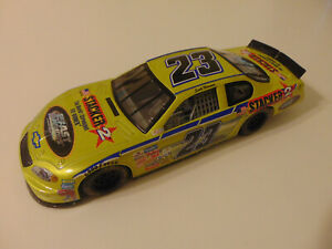 RACING CHAMPIONS 2003 SCOTT WIMMER #23 CHEVY MONTE CARLO STACKER 2 NASCAR 1:24