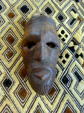 A Vtg Unusual Decorative Well carved Ethnic Wooden Tribal Mask VI