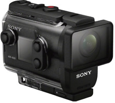 Sony HDR-AS50 Full HD 1080p 11MP Action Cam Bundle with Waterproof Case w/Box