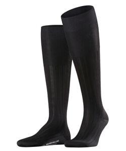 UK 6-8.5 Black 3001 FALKE Unisex Kids Active Warm+ K KH Socks Opaque Black 2-3 years