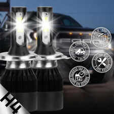 XENTEC LED Headlight Conversion kit H4 9003 6000K for Hyundai Tucson 2005-2013