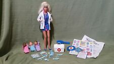 Barbie *Dr. Barbie w/3 Babies The Career Collection Special Edition 1995 #15803