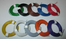[0,1195€/m]Kupfer - Litze  flexibel 18x0,10   10 Ringe a 10 m *NEU*
