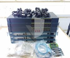 CISCO CCNA CCNP LAB KIT 2811 ROUTER 2960 POE SWITCH LAYER 3 LATEST IOS 15.