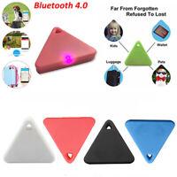 Mini GPS Tag Smart Tracker Bluetooth Pet Child Wallet Key Finder Locator Alarm K