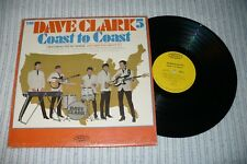 Dave Clark Five LP, Coast To Coast, Epic LN 24128, 1965, ORIGINAL, VG+