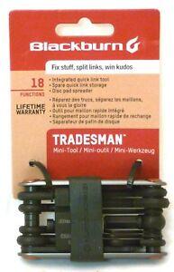 Blackburn Tradesman 18 Function Multi-Tool Quick Link Storage
