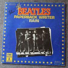 The Beatles, paperback writer / rain, SP - 45 tours