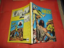 TEX GIGANTE da lire 250 in copertina N°135 a-ORIGINALE 1 edizione AUDACE BONELLI