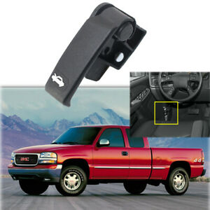 Hood Release Latch Handle For 95-98 Chevy GMC Truck 95-99 Suburban Tahoe 03335