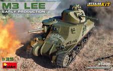 Miniart 1 3 5 - M3 Lee Tôt Prod. Intérieur Kit Min35206