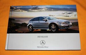 Mercedes R-Klasse (B 251) 2006 Prospekt Brochure Catalog Folder Prospetto AMG