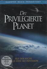 DER PRIVILEGIERTE PLANET - Auf der Suche nach dem Sinn im Universum DVD - NEU