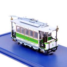Trolley bus Toy LE CRABE AUX PINCES D'OR Atlas 1:87 Tram  Diecast Car Model