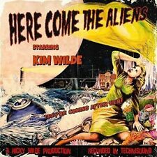 KIM WILDE HERE COME THE ALIENS CD (New Release 16 March 2018)