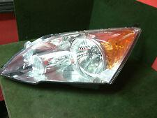 2008 - 2011 Honda CRV    LH driver side chrome Halogen headlight  OEM