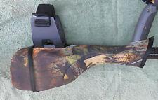 BATTERY BOX/REAR COVER-MINELAB CTX 3030 -METAL DETECTOR- CAMO NEOPRENE