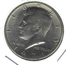 1971 Philadelphia Business Strike Half Dollar Coin!