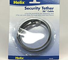 """NEW Helix 36"""" Security Tether Bike Security Cable Security Safe Tether (64100)"""