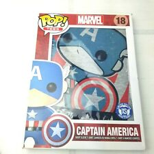 Funko Pop! Tees Marvel Avengers Captain America Limited Edition T-Shirt #18 XS