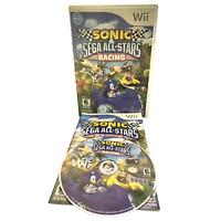 Sonic and Sega All Stars Racing Nintendo Wii
