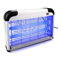 Electric Mosquito Killer Fly Catcher Insect Grill Bug Zapper Trap UV Light Lamps