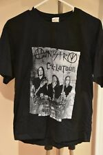 Ministry CULaTour 2008 Tour T-Shirt Size Medium