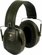 PELTOR Bulls Eye Ear Defenders/Muffs - Green - Shooting & Hunting- Bargain