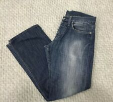 G-Star Raw S.C. Low Boot Cut Denim Jeans Size 30