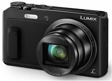 Panasonic LUMIX DMC-TZ57 16MP Digital Camera|20x Optical Zoom|WiFi|Bonus 8GB SD3
