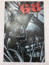68 Jungle Jim (Image, One Shot cover A, Dec. 2011)