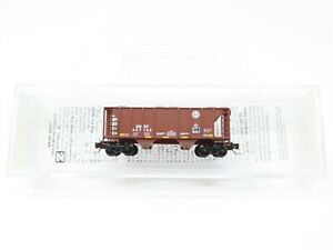 Z Scale Micro-Trains MTL 53100261 BNSF 2-Bay Covered Hopper #407130