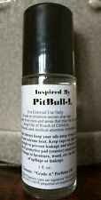 *Pitbull {W} Type 1 oz Large Roll On Pure Uncut Fragrance Body Oil