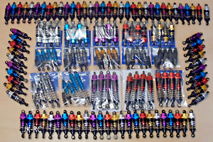 Choice Of New Oil Filled Shock Absorbers / Dampers For Various Tamiya RC Cars