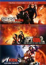 The Spy Kids Trilogy Box Set Alexa PenaVega (DVD)
