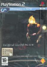 Twisted Metal Black Online PS2