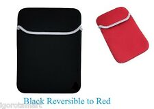 "7"" Pulgadas Negro Rojo Funda Para Amazon Kindle Epad Apad tabletas iPad Mini"