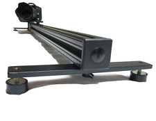 "Motion Slider ""Black Edition"" Portable Camera Slider /Dolly for DSLR GH4,5D,D750"