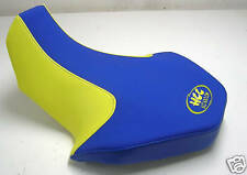 Suzuki lt 80 LT80 seat cover blue top/yellow(other colors)
