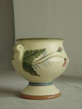 "Weller Bonito Handled Mini Vase, 4"" tall"
