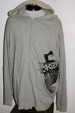 OAKLEY Mens 2XL XXL hoodie/hooded Sweatshirt