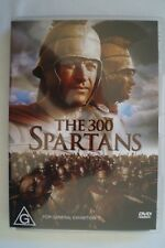 The 300 Spartans - Richard Egan - DVD