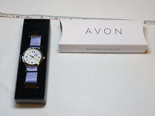 Ladies Womens girls Avon Blooming Butterfly Watch fashion F3823051 NIP;;
