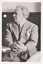 Ottorino Respighi circa 1925 Tirage argentique postérieur 1960
