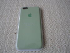 New Authentic Apple iPhone 6 Plus Silicone Case - Sealed Package - Green