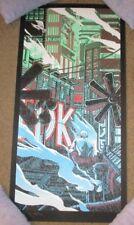 BLADE RUNNER poster print TEARS IN THE RAIN Tim Doyle Unreal Estate