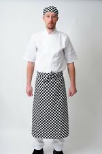Long Waist Aprons, Chefs Apron, Waiters, Bars, Chefs Full Length Apron