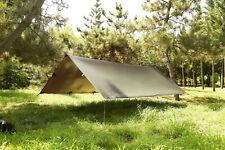 3 x 3.7M Hammock Rain Fly Tent for Canopy Hammock Outdoor Camping Tarp Shelter